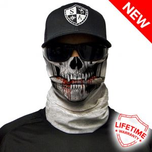 Got Bait Face Shield - Face Mask - One Size