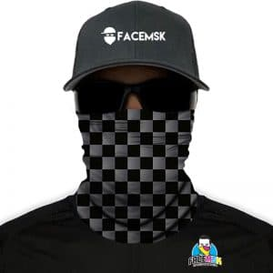 Carbon FaceMask - Face Shield