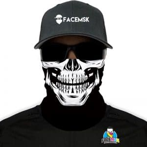Skull Crusher Face Shield - Face Mask - One Size