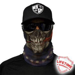 1776 Face Shield - Face Mask - One Size