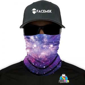 Nebula Face Shield - Face Mask