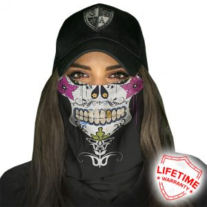 Sugar Mama Face Shield - Face Mask - One Size