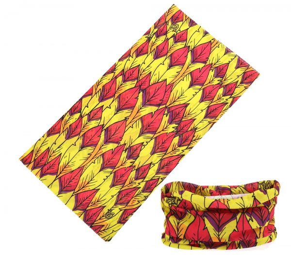 Buffs - Red&Yellow Feathers