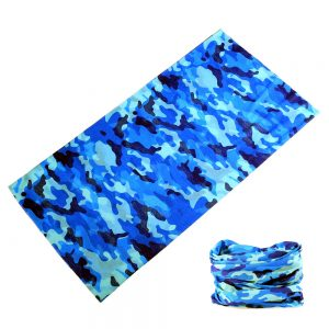 Buffs - Blue Camo
