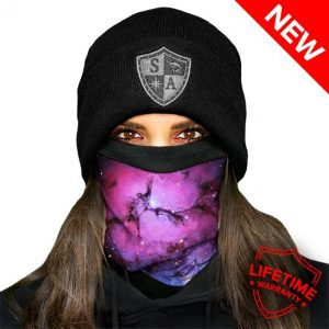 Nebula Fleece Faceshield