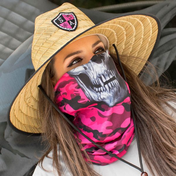 Pink Military Camo Skull Pack Deal