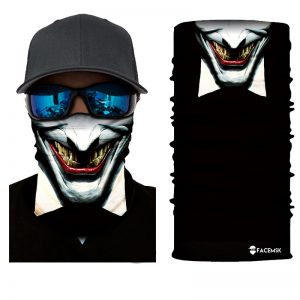 Shady Laugh Face Shield - Face Mask