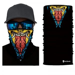 Barong Tongue Face Shield - Face Mask