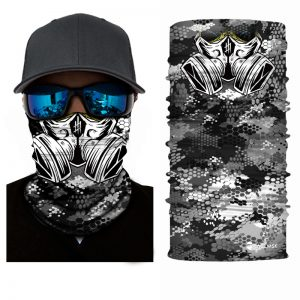 Gas Mask Face Shield - Face Mask