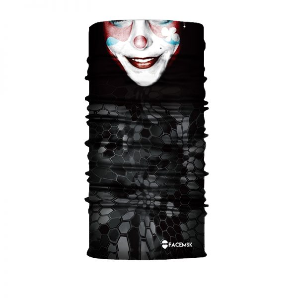 Lilly Clown Face Shield - Face Mask