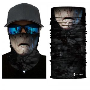 Voldemort Face Shield - Face Mask