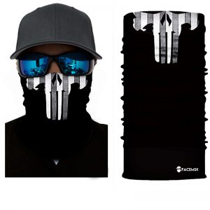 Shady Sinister Face Shield - Face Mask