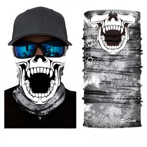 Wide Open Face Shield - Face Mask