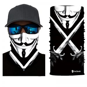 Anonymous Sward Face Shield - Face Mask