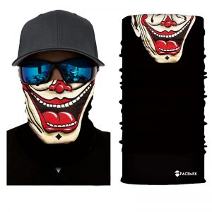 Always Keep Smiling Face Shield - Face Mask