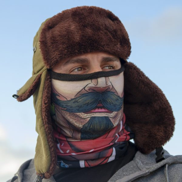 Frost Tech | Western Fleece Face Shield