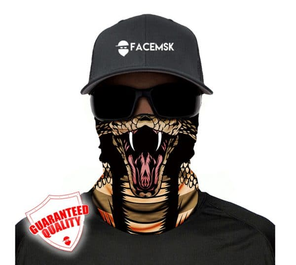 Cobra Face Mask - Face Shield