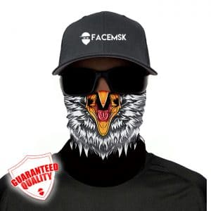 Eagle Face Mask - Face Shield