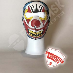 Evil Clown Neopreen Full Face Mask