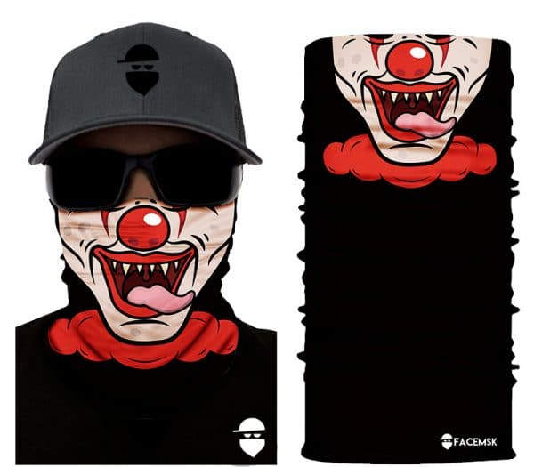 KoKo Clown Face Mask - Face Shield