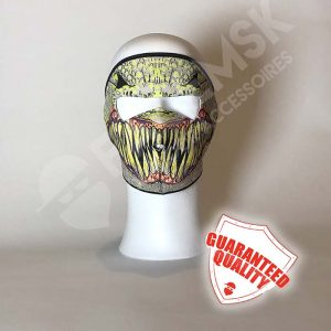 Monster Neopreen Full Face Mask