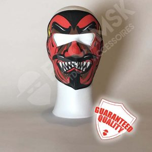 Red Devil Neopreen Full Face Mask