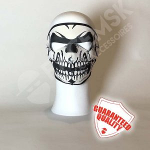 Skeleton Neopreen Full Face Mask
