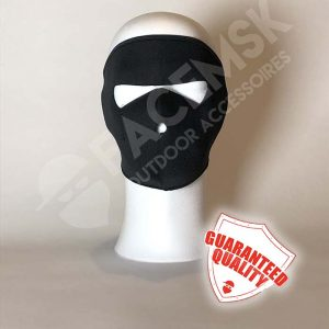 Tactical Black Neopreen Full Face Mask