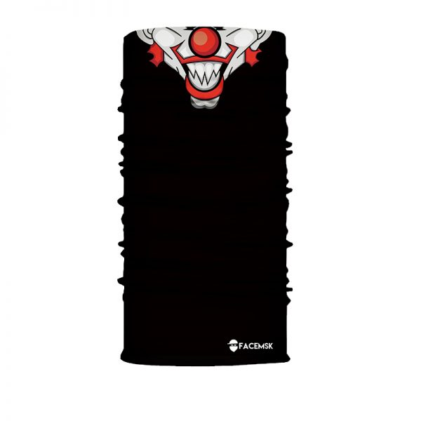 Droopy Clown Face Mask - Face Shield