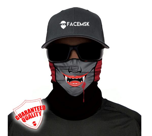 Vampire Vampire Face Mask - Face Shield