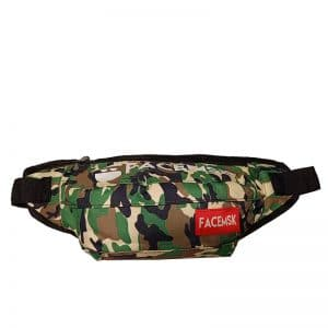 Green Camo Fanny Pack - Product image