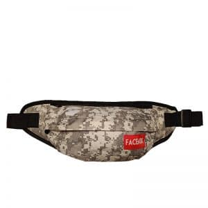 Grey Digi Camo Fanny Pack - Product image