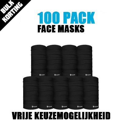 100-Pack Face Mask Deal