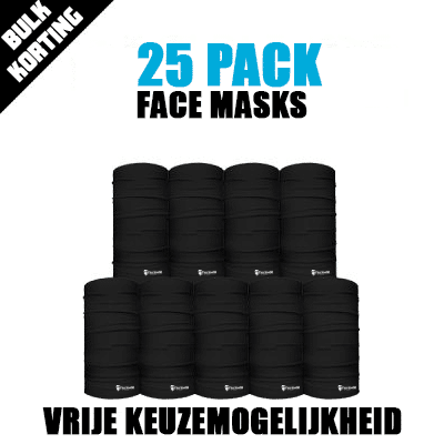 25-Pack Face Mask Deal