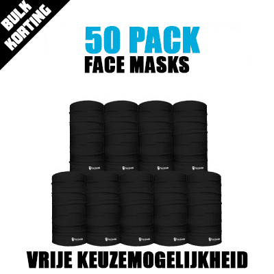 50-Pack Face Mask Deal